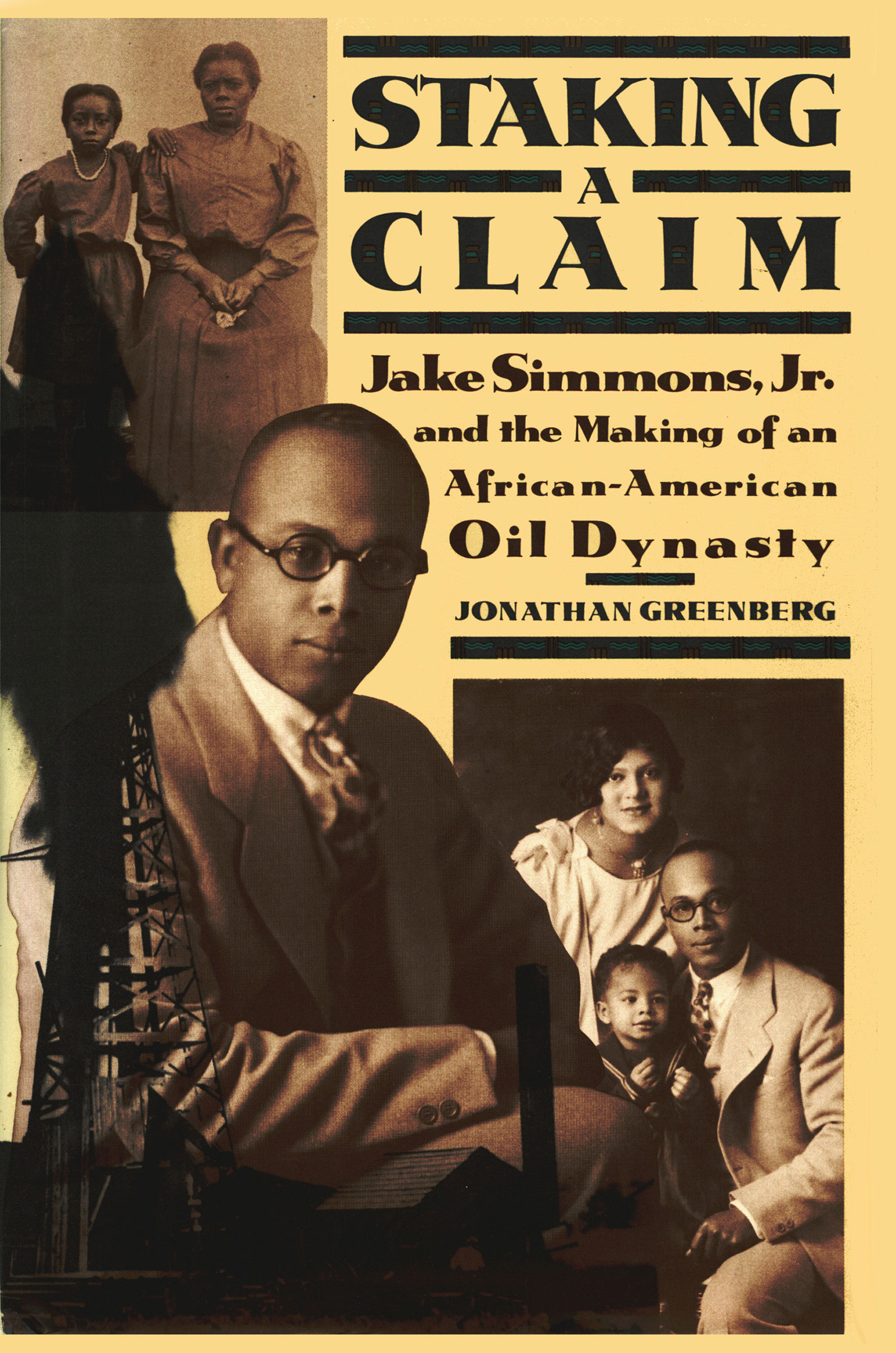 Informing to Empower Reissues Critically-Acclaimed Historical Biography Staking A Claim